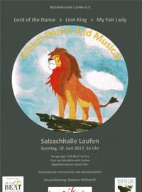 Global Dance and Musical - Salzachhalle Laufen, Gesamtleitung Stephan Höllwerth