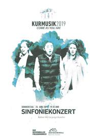 Kurmusik 2019 Bad Reichenhaller Philharmoniker - Dirigent Stephan Höllwerth