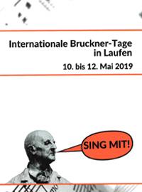 Stephan Höllwerth - Gesamtleitung Internationale Brucknertage in Laufen