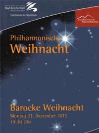 Barocke Weihnacht Stephan Höllwerth Dirigent