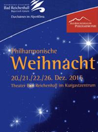 Philharmonische Weihnacht - BArocke Weihnacht - Stephan Höllwerth