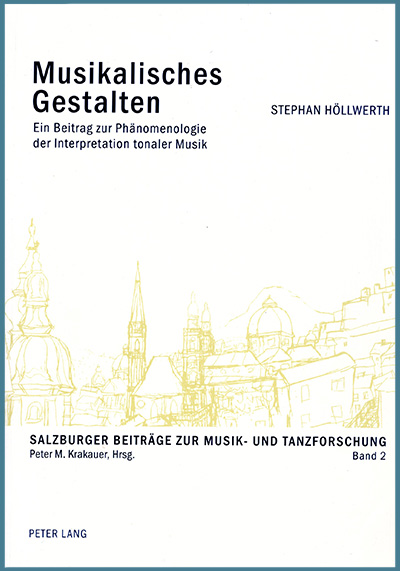 """Buch von Stephan Höllwerth """" Musikaliches Gestalten"""