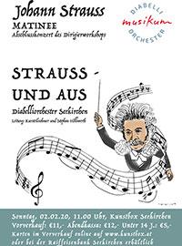 Strauss und Aus - Diabelli Orchester Seekirchen Leitung Stephan Höllwerth