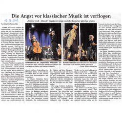 Rezension Stephan Höllwerth - Hände Hoch Klassik!